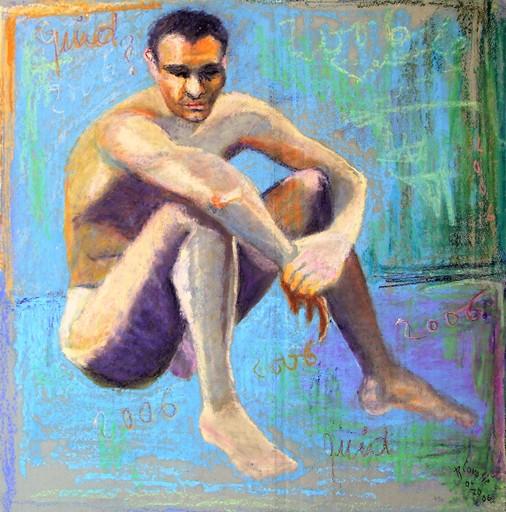 R.CAVALIÉ - Drawing-Watercolor - Quid 2006 ?