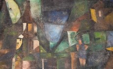 Lyonel FEININGER - Painting - No Title