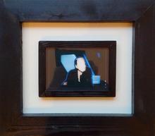 Mario SCHIFANO - Peinture - Foto ritoccata a mano