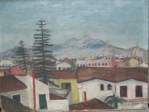 Josef HORN - Pintura