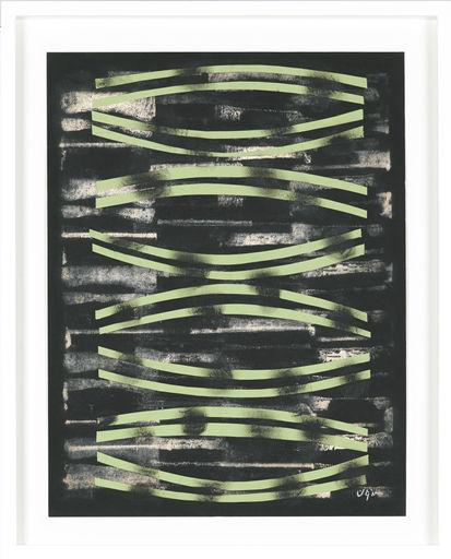 Georges COLLIGNON - Zeichnung Aquarell