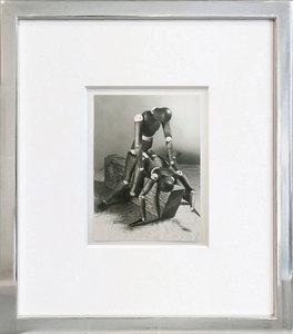 MAN RAY - Fotografia - Mr. and Mrs. Woodman #19