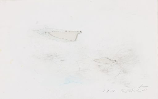 Shozo SHIMAMOTO - Pittura - Ana Esquisse 01