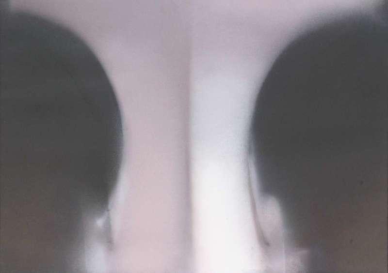Claudio OLIVIERI - Peinture - Un confine