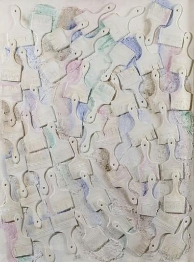 Fernandez ARMAN - Painting - Pastellisé