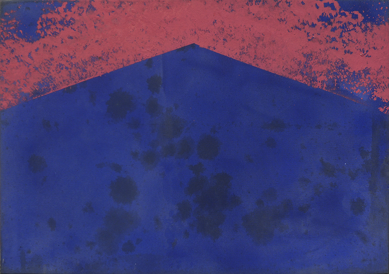 Alfons BORRELL PALAZON - Pintura - Untitled