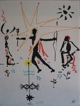 Raymond MORETTI - Grabado - LITHOGRAPHIE SIGNÉE AU CRAYON NUM/XX SIGNED NUMB LITHOGRAPH