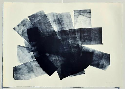 Hans HARTUNG - Stampa-Multiplo - L-18-1973