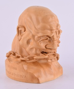 Ivan MESTROVIC - 雕塑 - DESTINO VOLANTA DI POTENZA