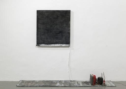 Pier Paolo CALZOLARI - Sculpture-Volume - Sale nero