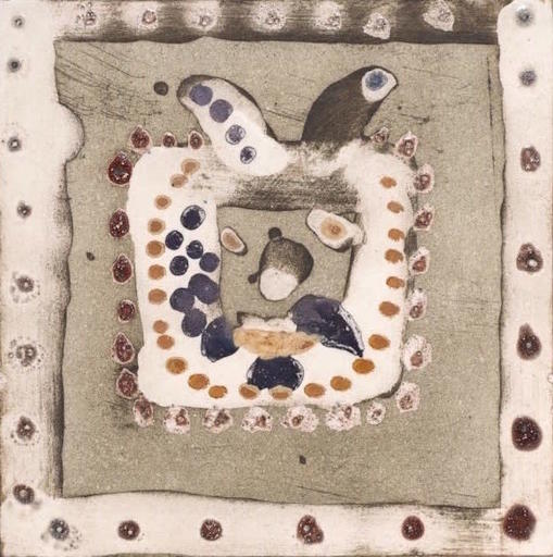 Pablo PICASSO - Ceramiche - Tête de faune