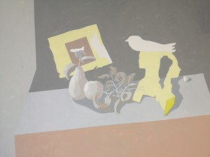 Jorge CASTILLO - Pintura - El papel amarillo