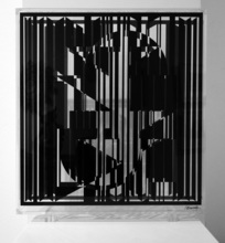 Victor VASARELY - Sculpture-Volume - Object cinétique
