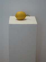 Kochinian HOVIK - Peinture - Still Life with lemon