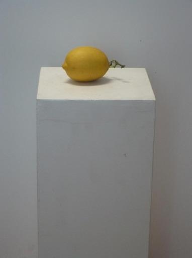 Hovik KOCHINIAN - Pittura - Still Life with Lemon