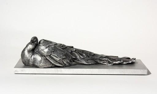 Nicholas CROMBACH - Sculpture-Volume - Peacock No 2