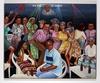 MAÎTRE SYMS - Gemälde - Mon peuple est ignorent