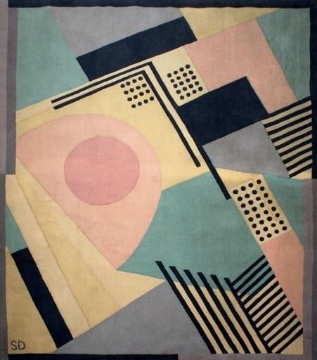 Sonia DELAUNAY-TERK - Tapestry - 1930