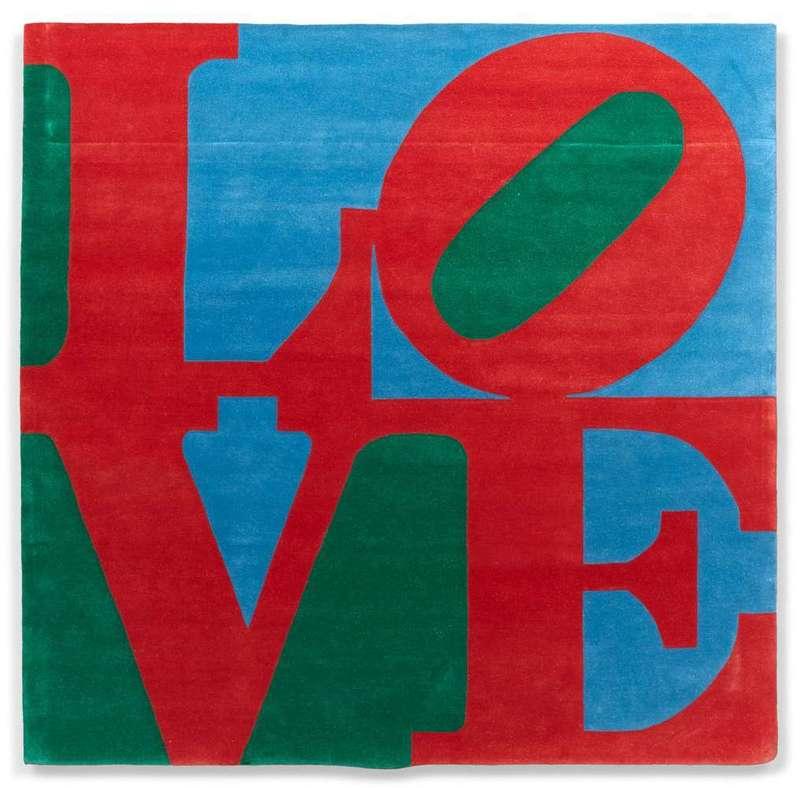 Robert INDIANA - Tapestry - Classic Love