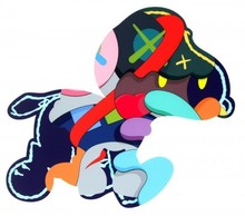 KAWS - Estampe-Multiple - Stay Steady