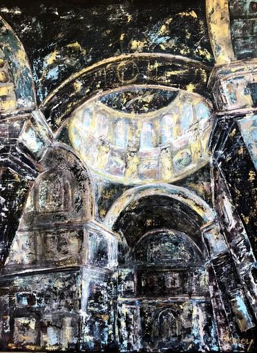 AMEY - Pintura - Saint isaac