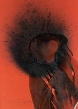 奥图•佩恩 - 水彩作品 - Crown