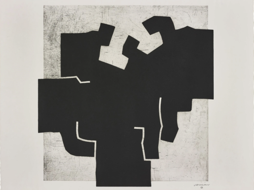 Eduardo CHILLIDA - Print-Multiple - Aldikatu 5