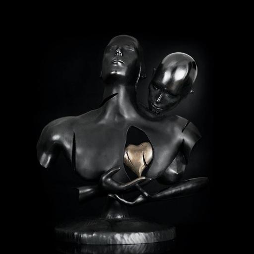 Franck KUMAN - Escultura - Generosity