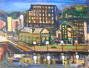 Carlos TORRALLARDONA - Pintura - PARIS 1947