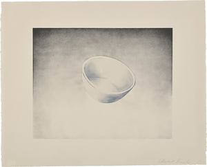 Ed RUSCHA - Print-Multiple - Domestic Tranquility: Bowl