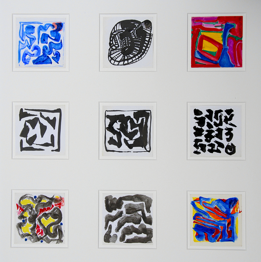 Ernst VIJLBRIEF - Dibujo Acuarela