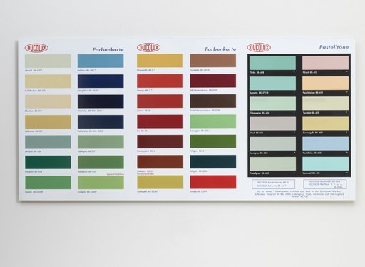Damien HIRST - Stampa Multiplo - H2 - Colour Chart