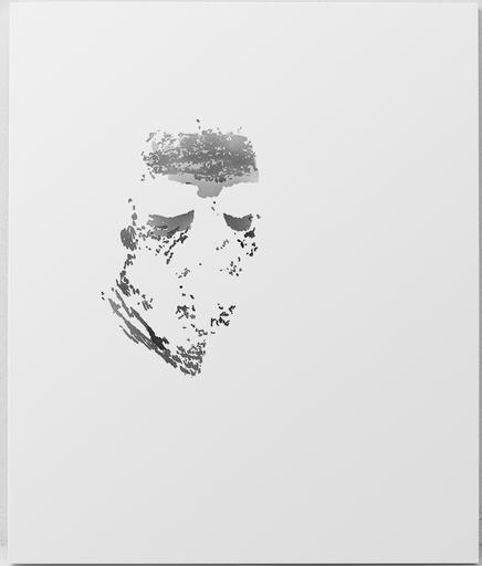 Mark DAOVANNARY - Drawing-Watercolor - « Réalité masquée #04 »