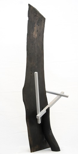 Edward FALKENBERG - Sculpture-Volume - Signal (talking at a distance)
