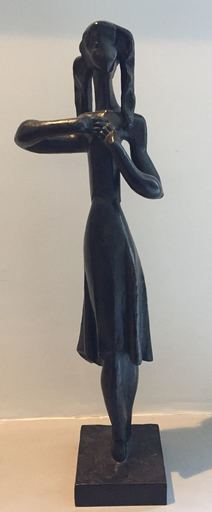 Joseph CSAKY - Sculpture-Volume - Standing Figure