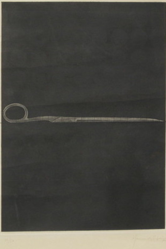 Joan HERNANDEZ PIJUAN - 版画 - Komposition