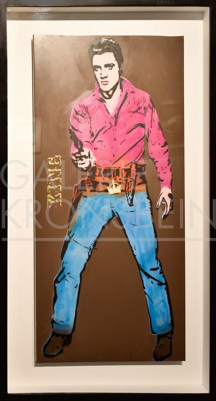 BAMBI - Pintura - King Elvis