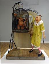 Thomas KUEBLER - Escultura - Kewpie & the Beast