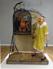 Thomas KUEBLER - Sculpture-Volume - Kewpie & the Beast