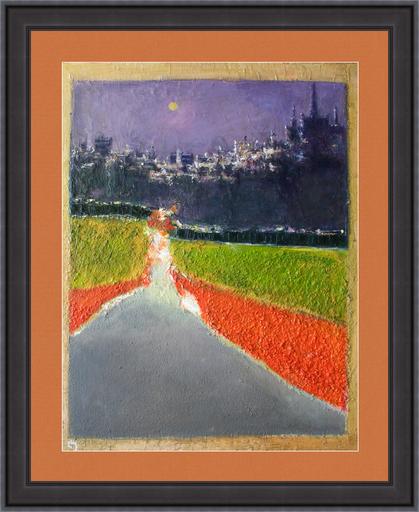 Levan URUSHADZE - Gemälde - Get your kicks on route 66