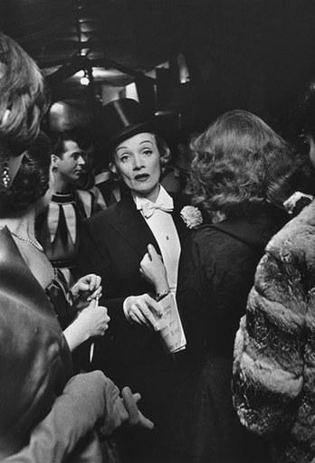 Elliott ERWITT - Fotografia - Marlene Dietrich