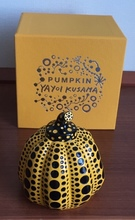 Yayoi KUSAMA - Sculpture-Volume - PUMPKINS