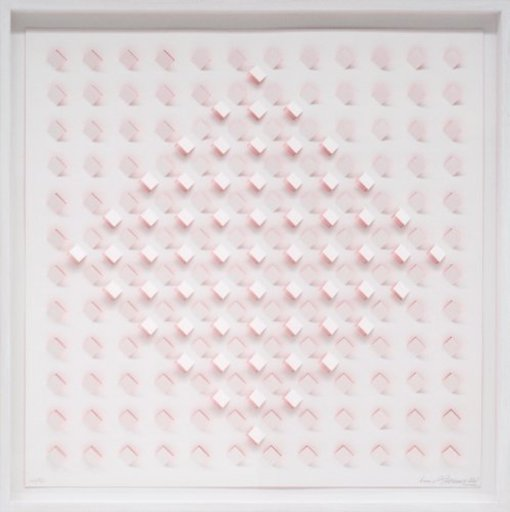 Luis TOMASELLO - Print-Multiple - S/T 1 - Rosa