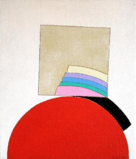 Eugenio CARMI - Painting - Ricordo