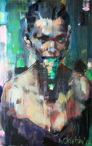Maxim ORLITSKIY - Pintura - Glut # 3
