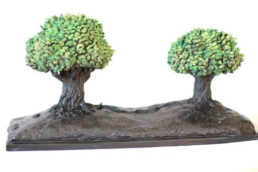 HERREL - Sculpture-Volume - Le contact
