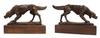 Antonio LIGABUE - Sculpture-Volume - Cane setter