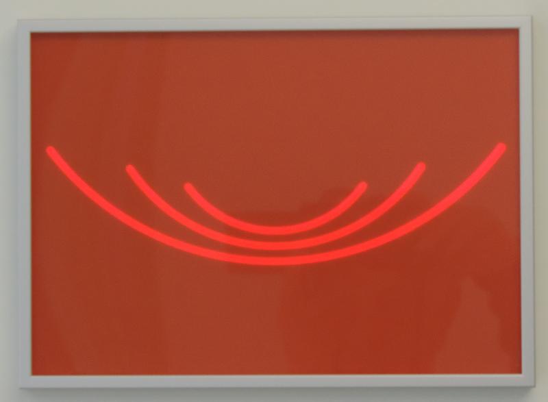 Hellmut BRUCH - Painting - Exzentrisch offen