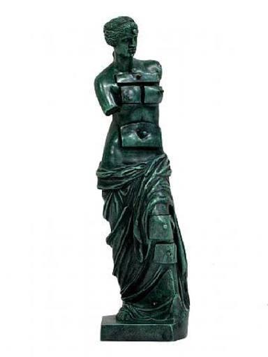 Salvador DALI - Sculpture-Volume - Venus de Milo aux Tiroirs
