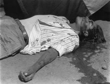 Manuel ÁLVAREZ BRAVO - Fotografia - Dead Striker